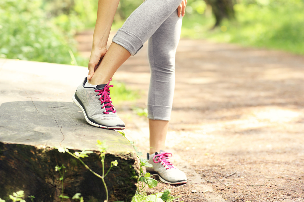Foot & Ankle Pain - Don't let it stop you!