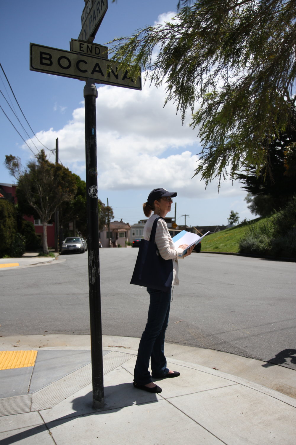 Understanding the problems facing your own local streets is easy! There is so much to be learned just from getting out there, watching for problems, and talking to other people who share the street.