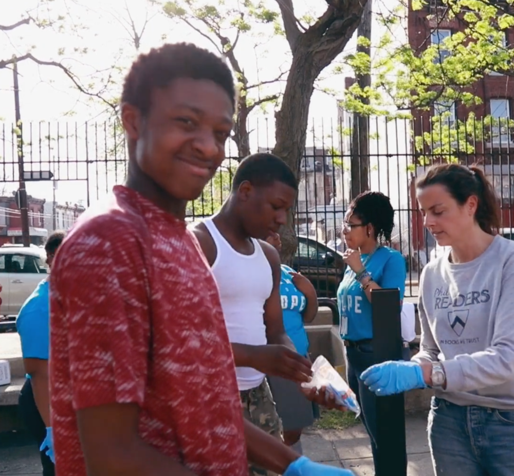 Streaming Now - Share the good word about the NSS to your friends and co-conspirators.  A cinematic teaser for the National Street Service is streaming now along with a Love Letter to the Boise and Philly Streets featuring our volunteers!  Watch all our videos at Vimeo.
