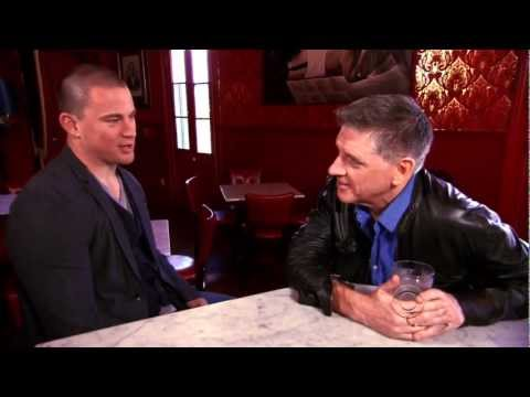 Late Late show with Craig Ferguson CBS - DH Hair  Male Grooming - Hair: Craig Ferguson and Channing Tatum
