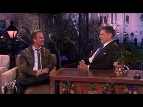 Late Late show with Craig Ferguson CBS - DH Hair  Male Grooming - Hair: Craig Ferguson and Neil Patrick Harris