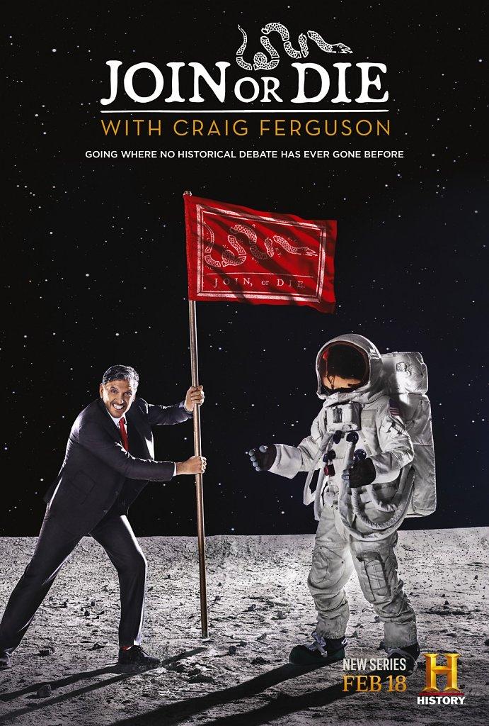 Craig Ferguson personal Groomer