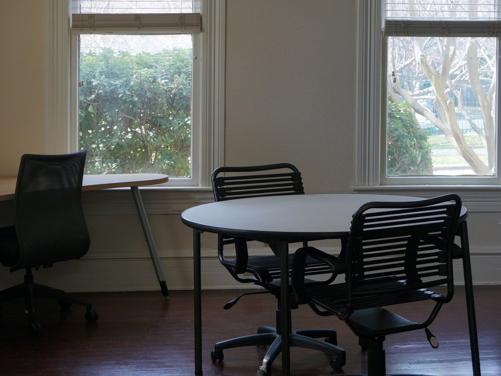 Private OfficePRICES VARY - Private, secure workspace that can accommodate teams of most sizes. Each office is move in ready with desks and secure file cabinets. Secure file cabinetsPrivate workspace20 conference room creditsKitchen, lounge, and courtyard access24/7 access
