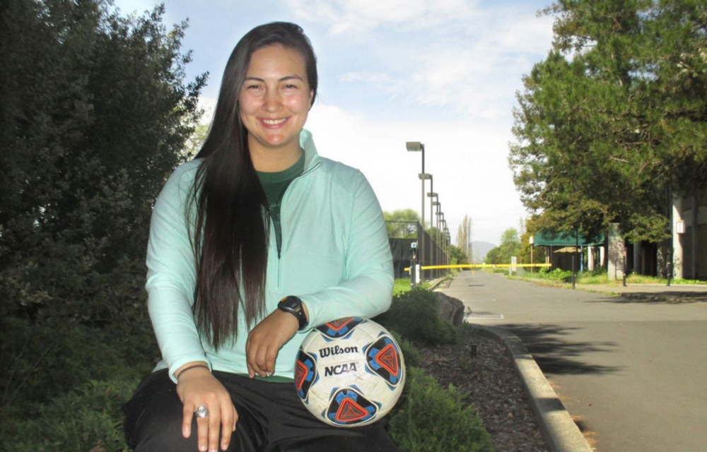 As it's soccer coach, Randi Simmons, plans to not only revive the Napa Valley College women's soccer program but make it a source of pride on campus.