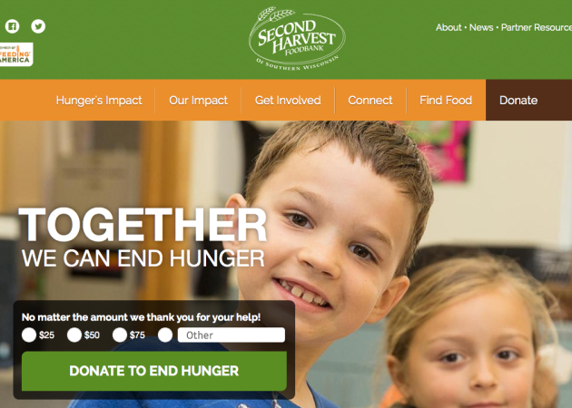Second Harvest Food Bank of Southern Wisconsin