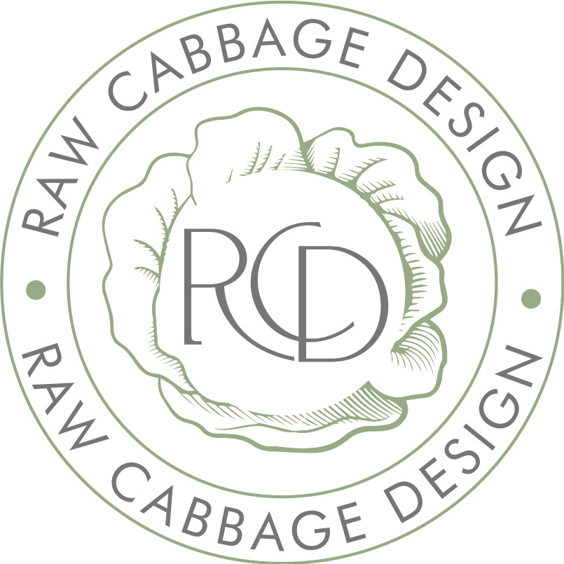 Raw Cabbage Design