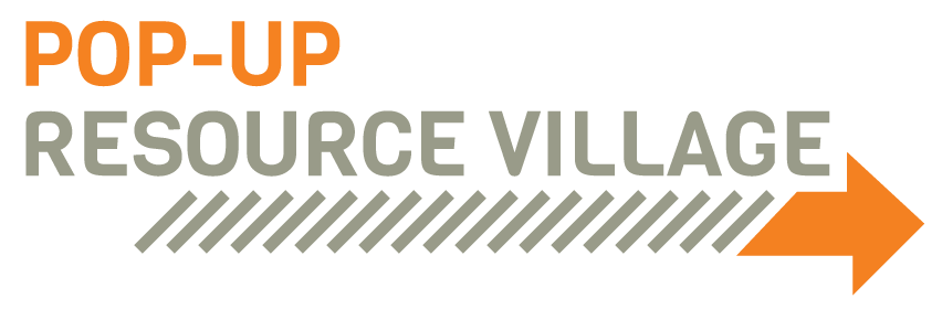 POP-UP RESOURCE VILLAGE