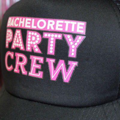 bachelorette party hats