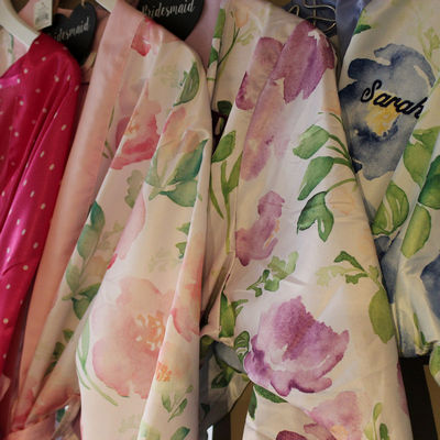 Bridal Party Kimonos