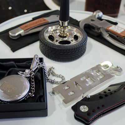 pocket watches and pocket knives