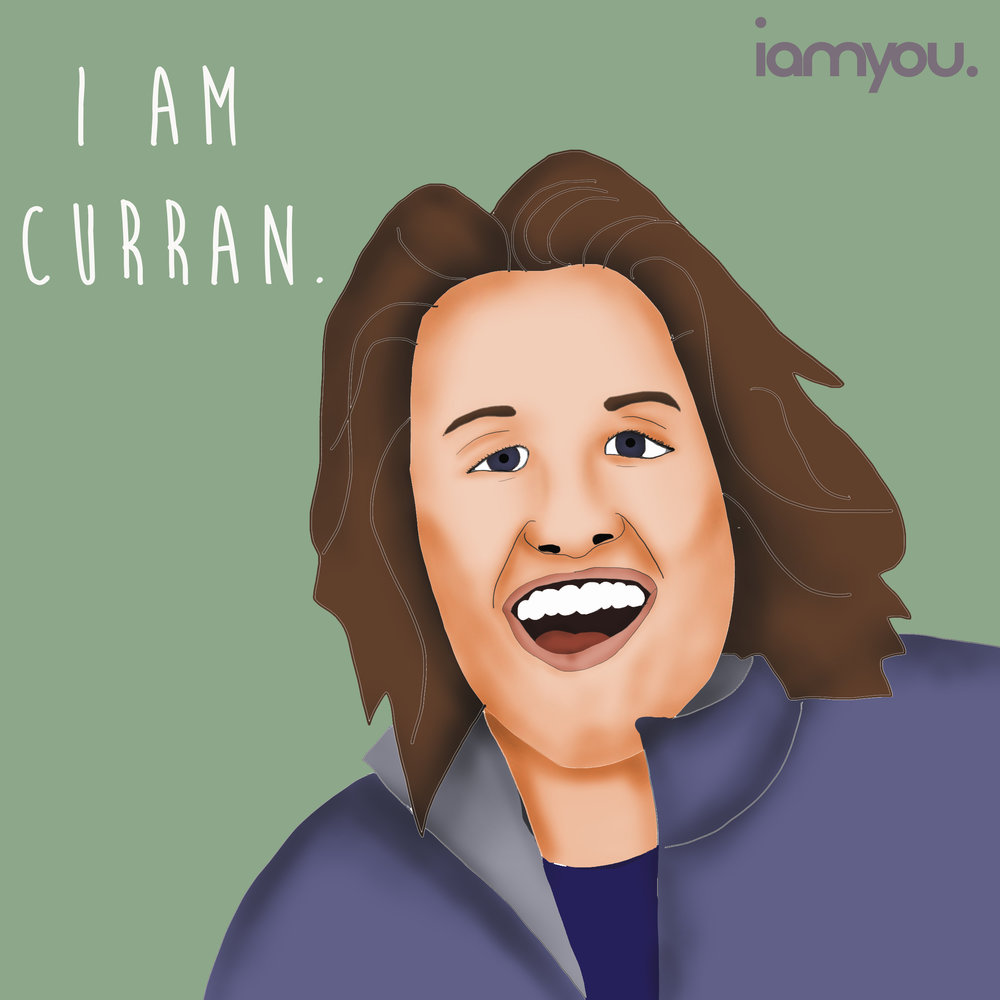 Curran Ferrey   Filmmaker, photographer, and goofball with a strong affinity for people-centric, story-driven media of all sorts. I've been behind a camera for the last decade, forging my firm belief in the power and potential of visual storytelling as a medium for communication, emotion, and change. Collaborating with iamyou, I hope to help bring to life the unique perspectives and passions of the athletes that the platform reflects.