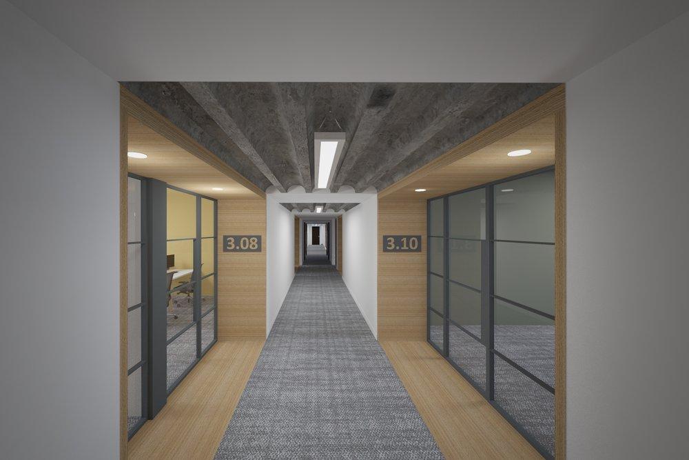 Building GH upper floor corridor.jpg