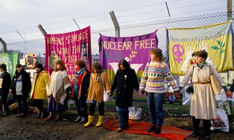 Greenham Common Women's Protest