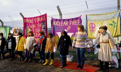 Greenham Common Women's Protest