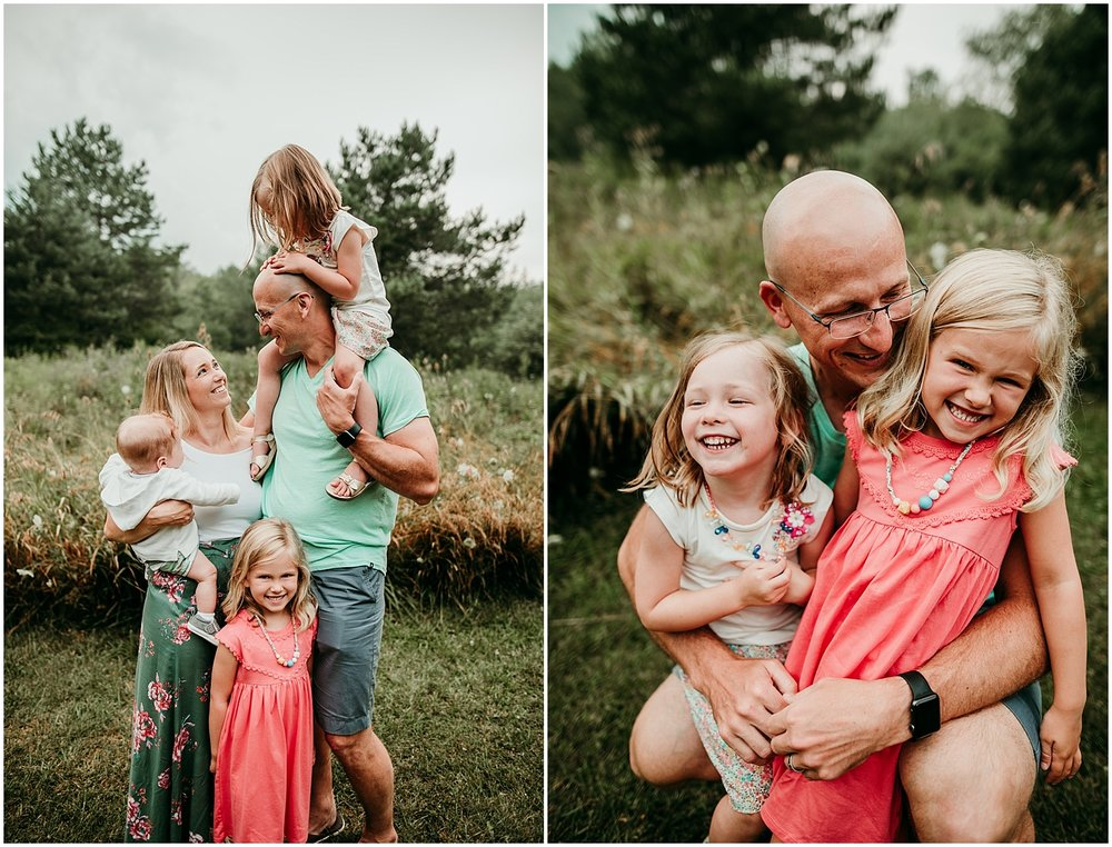 lifestyle family session | southeast michigan lifestyle photographer