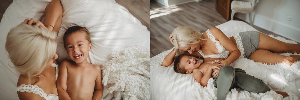 metro detroit newborn and family photographer