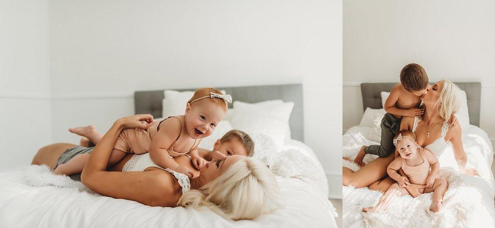 metro Detroit family and newborn photographer