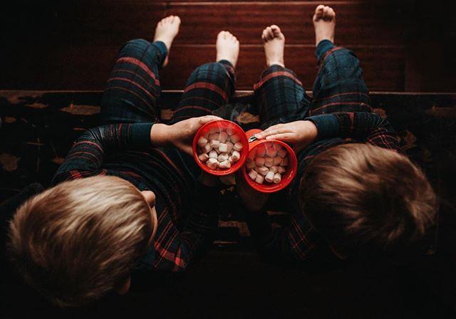 Cheers to chocolate in liquid form, matching jammas + those little piggies 😍☕️ . . . . #365daysofhudsonandhuey #totm_DecemberChallenge #csm_festive #raw_cuteness_TistheSeason #mmm_holidayvibes #oem_holidaytraditions #tsj_pajamas #adobe_PopofColor #moc_093 #mom_hub1130 #sc_theme310 #hellostoryteller #cameramama #art_of_exposure #ig_kids #michiganphotographer #childofig #letthembelittle #becDECChallenge #clickinmoms_holiday #ourlightwithin #mac_Lowlight #insta_familyshots_13 #createandinspireloop #documentyourdays_jolly #dv_holidaycheer #kotl_festive #napcpCheer #ri_holiday #tgol_lowlight