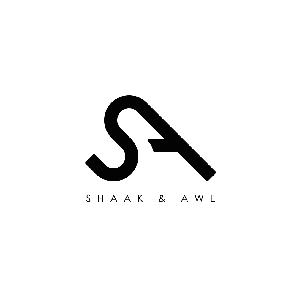 SHAAK & AWE / Fictional Branding Agency