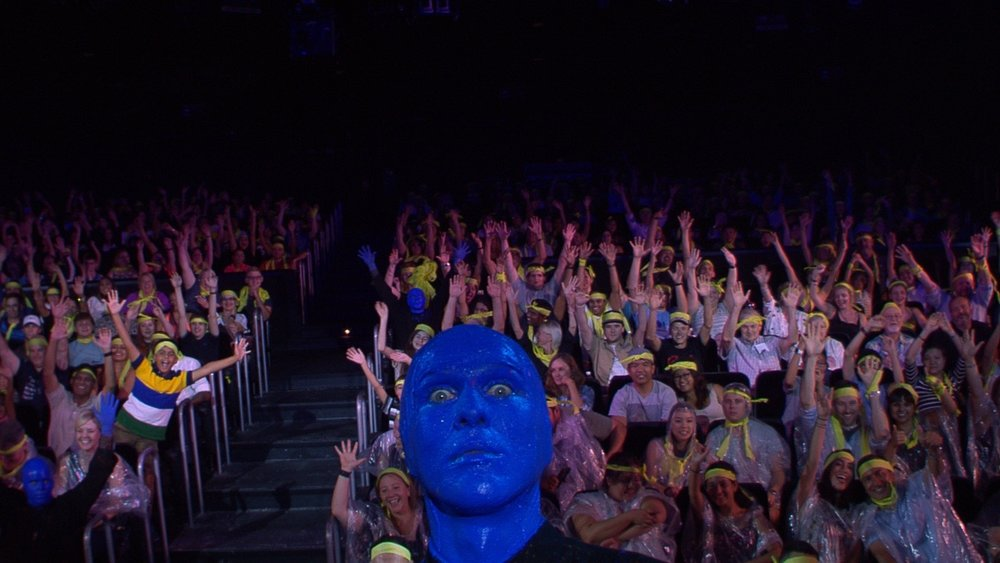 Just a selfie with me and 1000 of my closest friends.