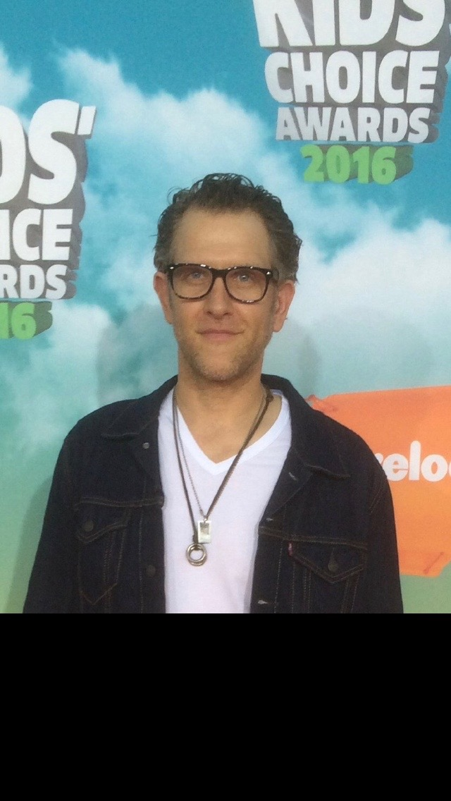 Orange Carpet. Kids Choice awards 2016. We didn't win.... THAT year:)