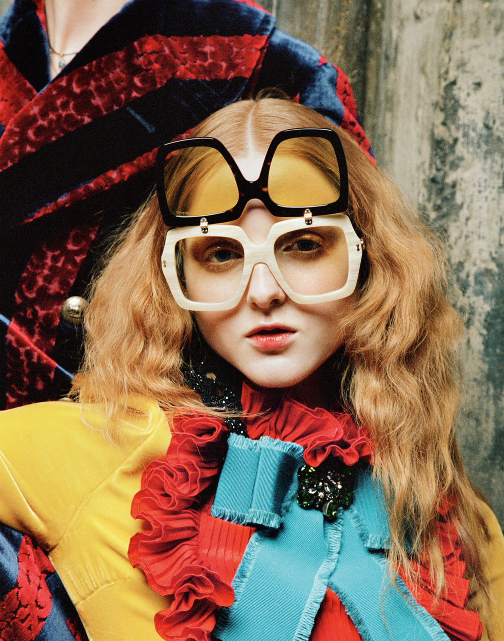 GUCCI FOR INTERVIEW RUSSIA