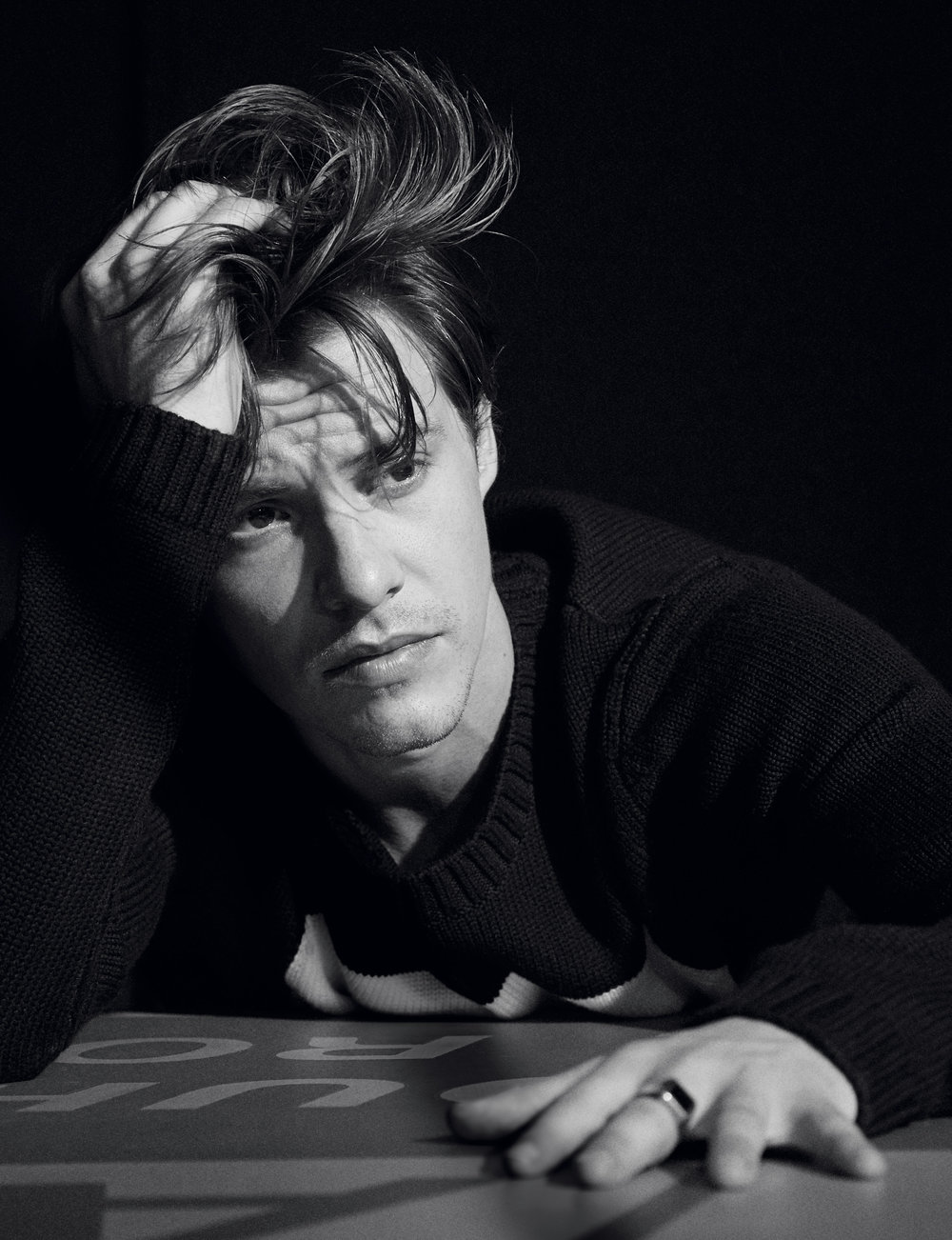 XAVIER SAMUEL, ACTOR