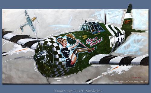 P-47G
