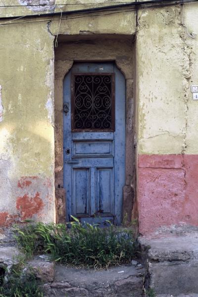 Turkish Doorway
