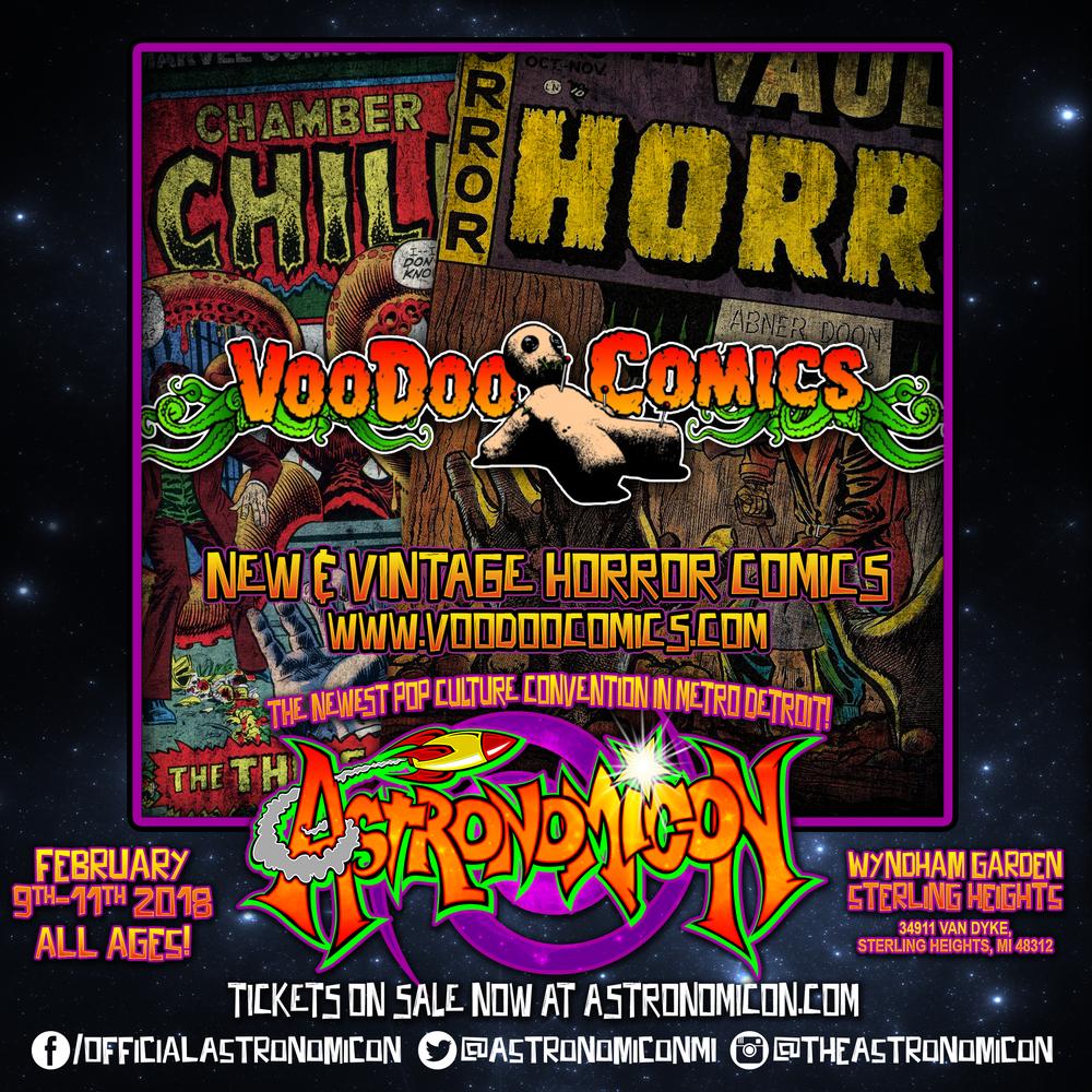 Voodoo Comics -  www.voodoocomics.com