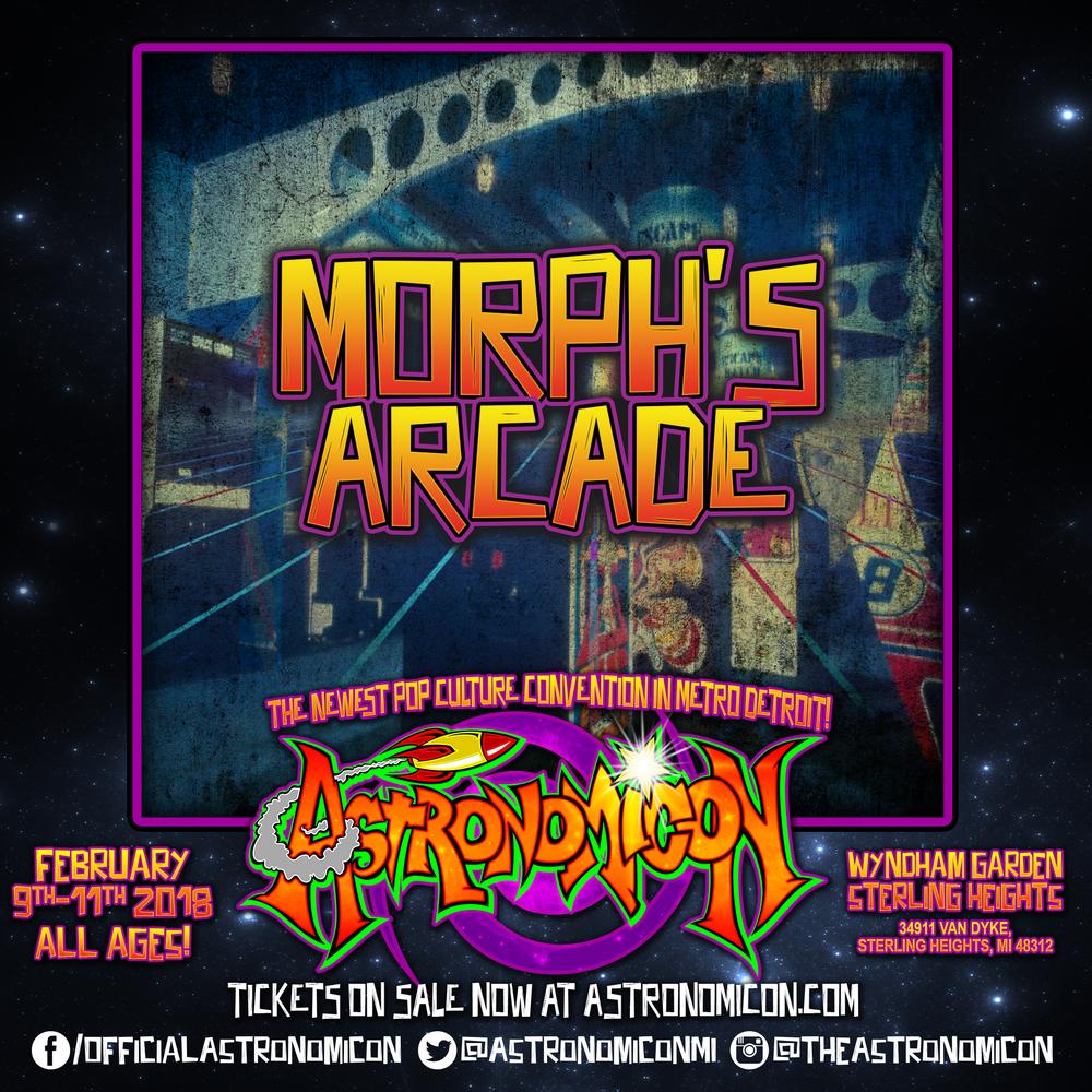 Morphs Arcade