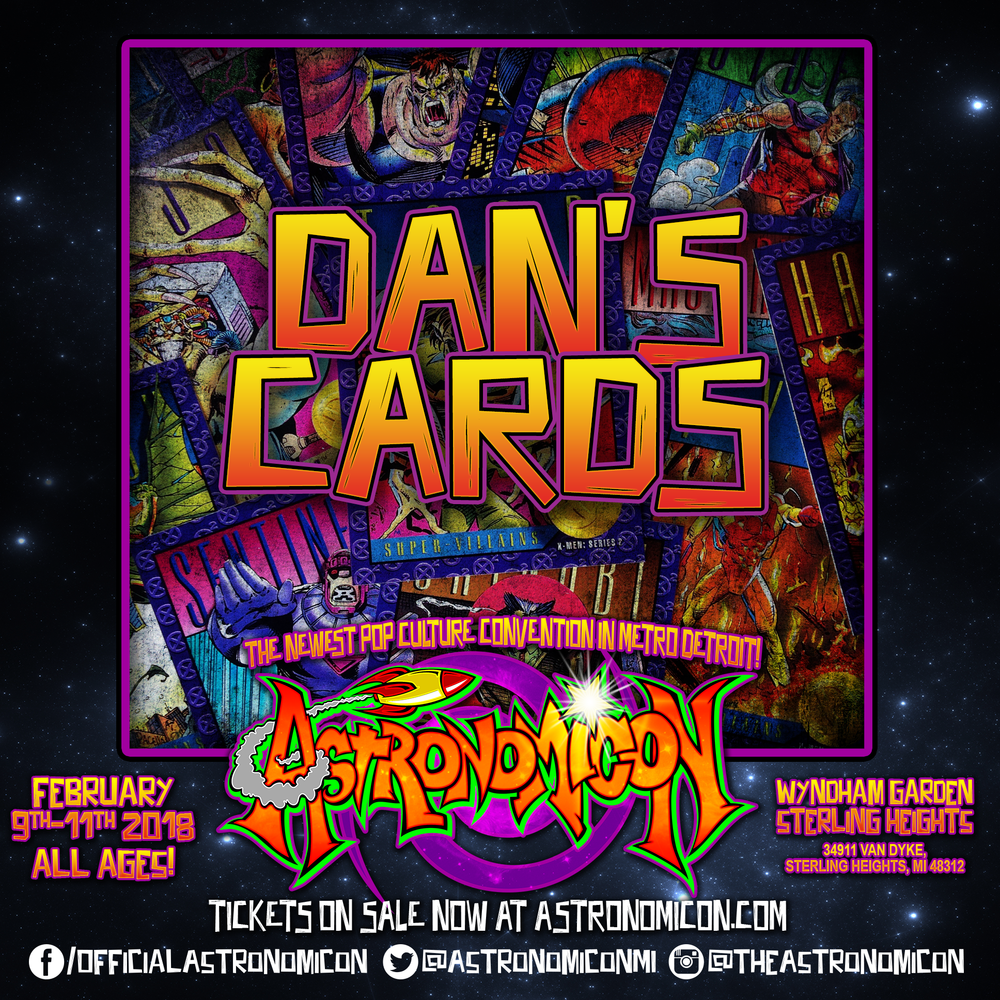 Dan's Cards
