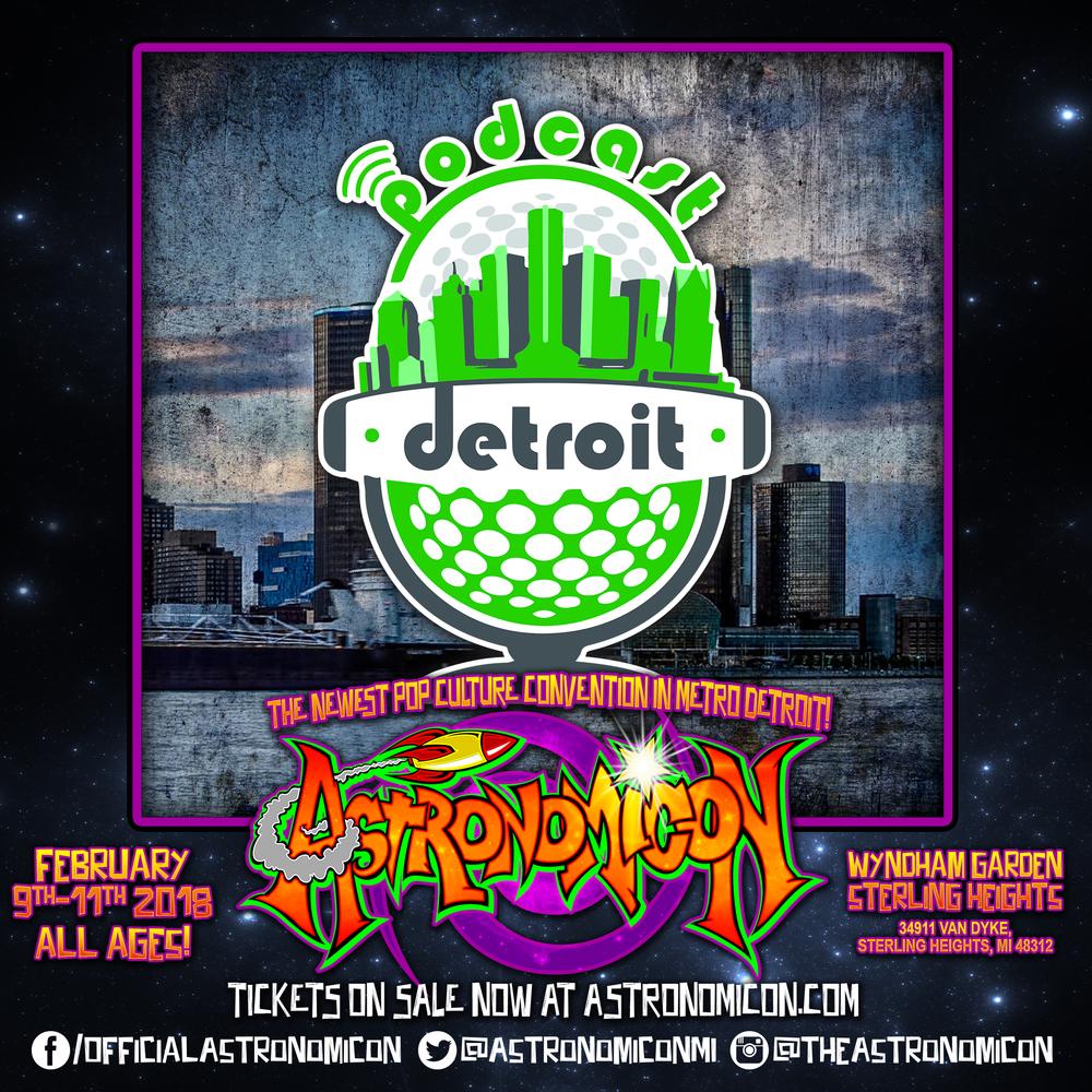 Podcast Detroit -  http://www.podcastdetroit.com/