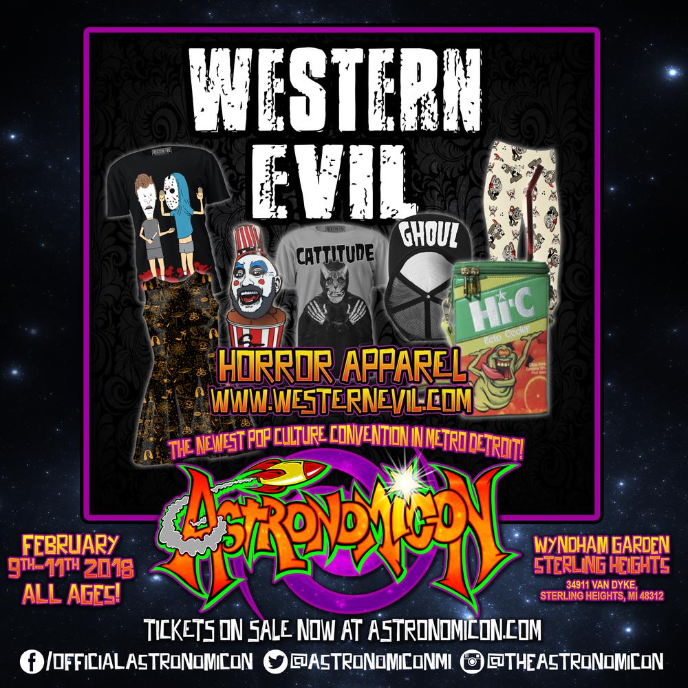 Western Evil -  https://westernevil.com/