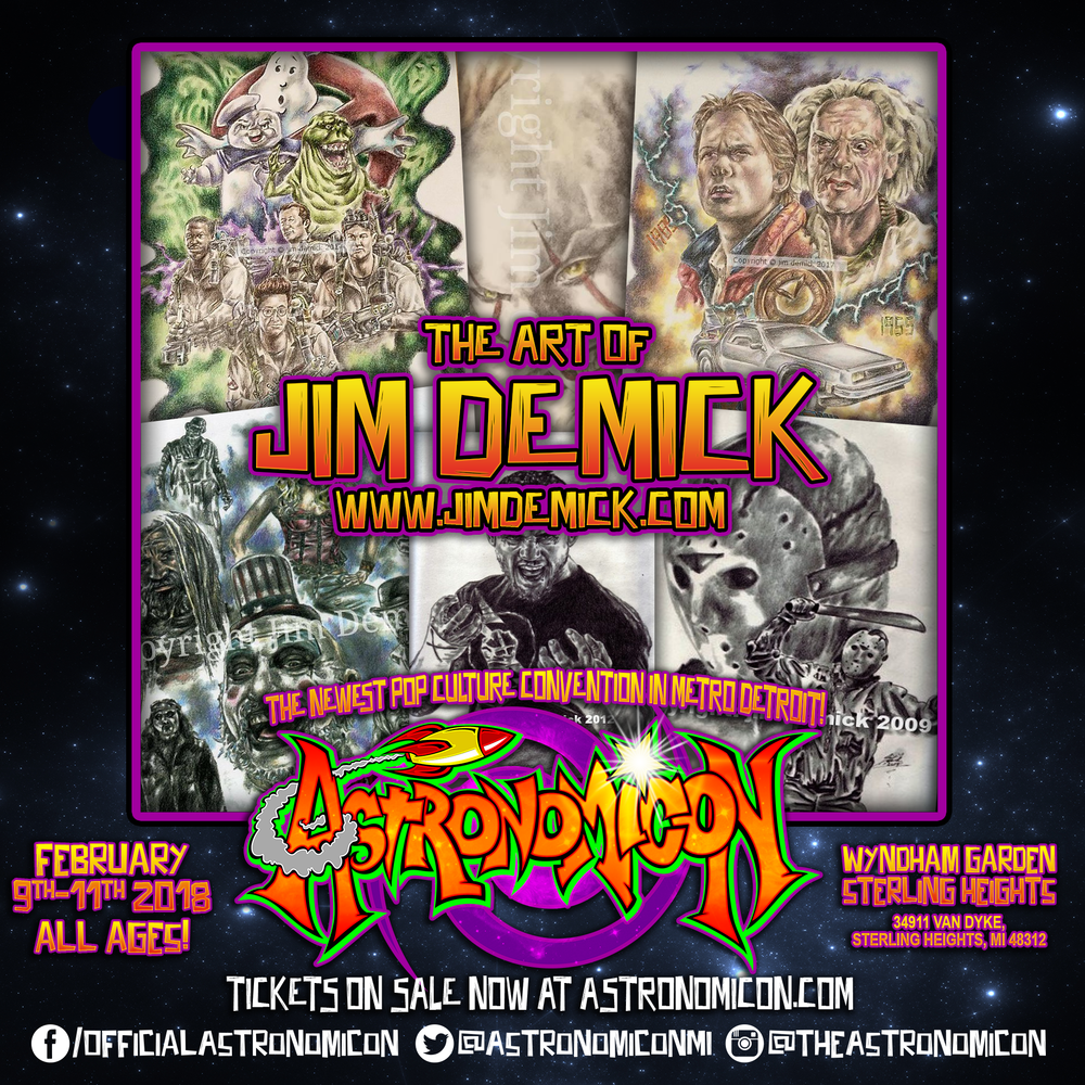 The Art of Jim Demick -    jimdemick.com