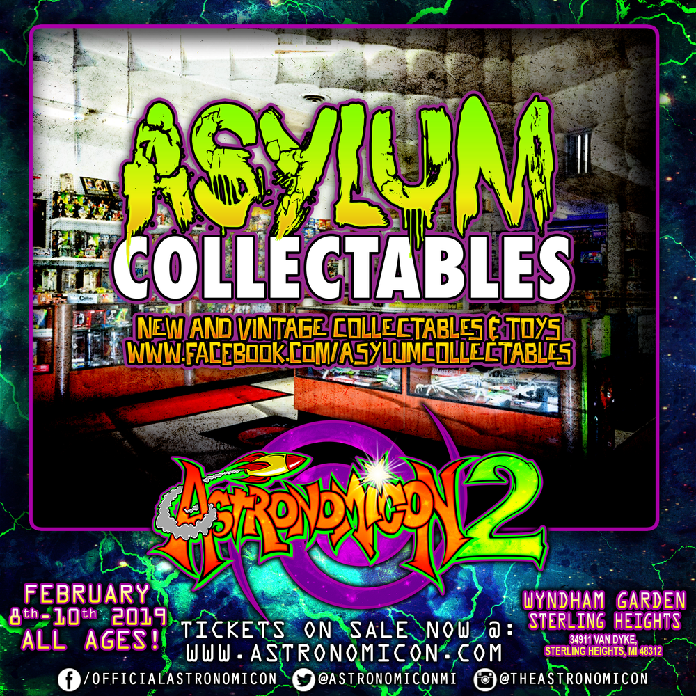 Astronomicon 2 Vendor Asylum Collectables IG Ad.png