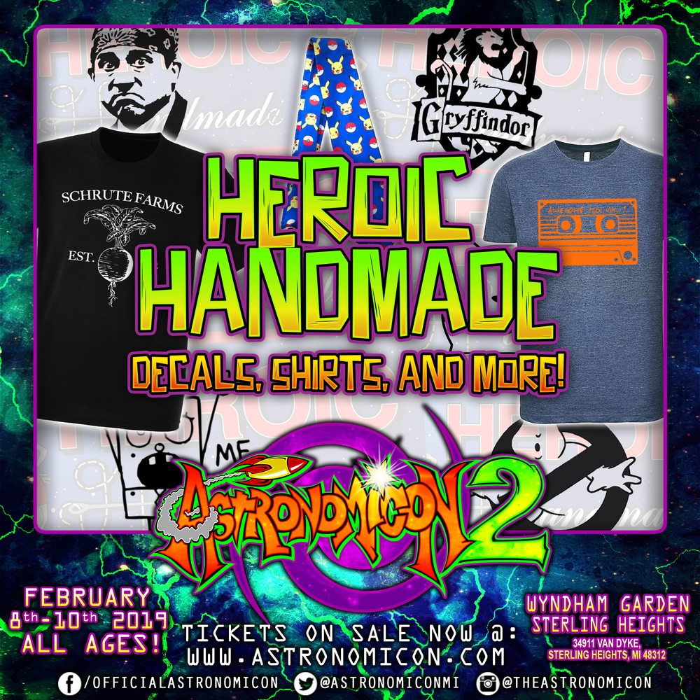 Astronomicon 2 Heroic Handmade IG Ad.png