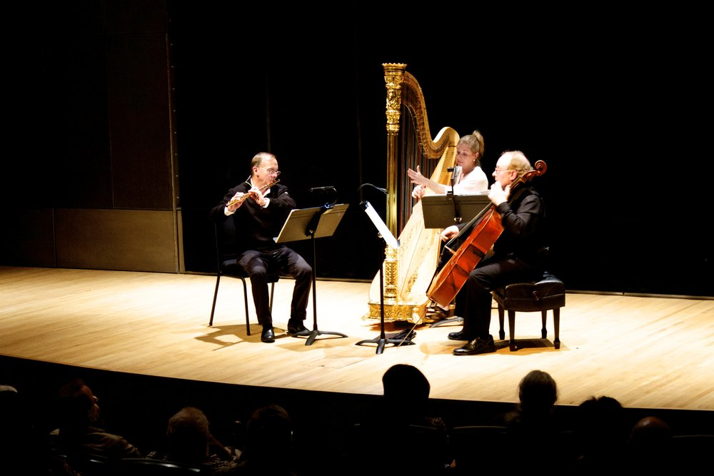 Elysian Trio,  NYC Recital 2016