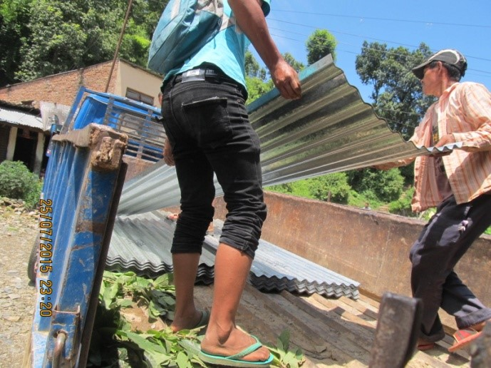 Rebuilding Nepal: One Village at a Time  -