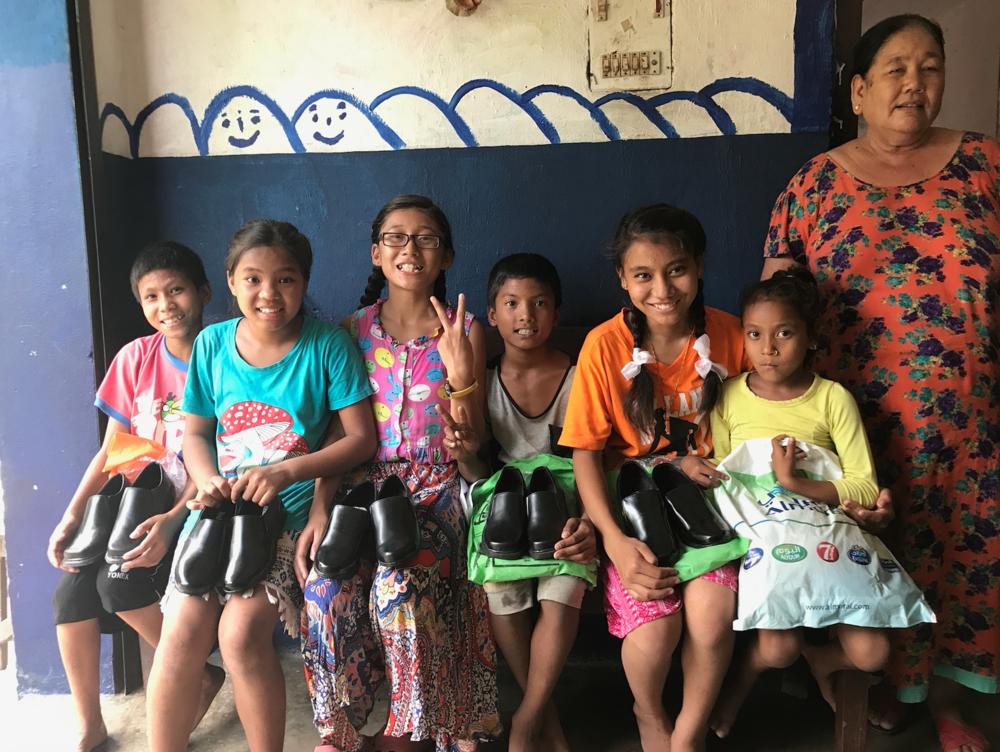 The Lama Orphanage -