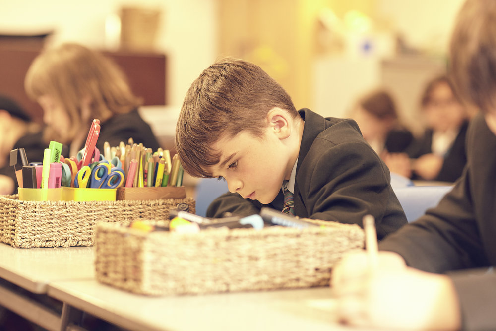 Pupils are studious hard-working and diligent.