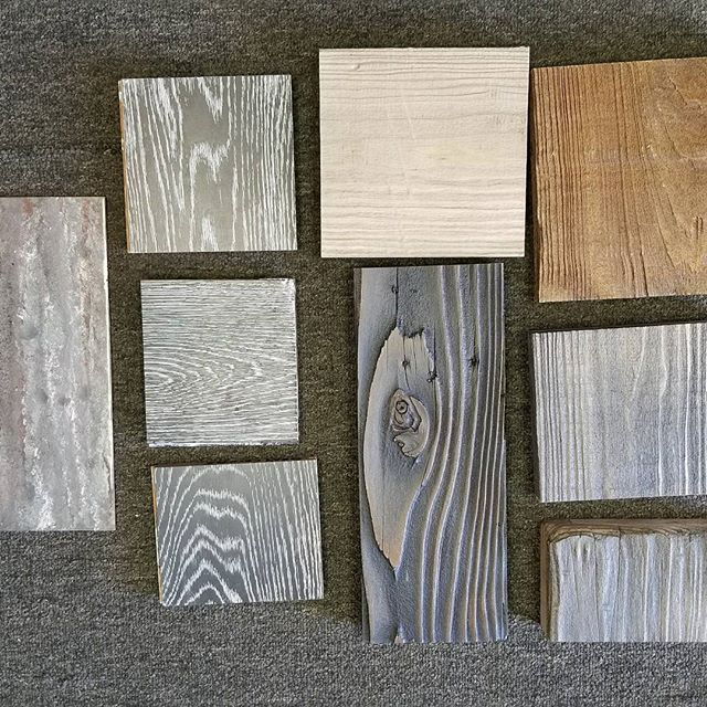 All wood shown is now available for any custom piece. What tell you seem them in person, wow! • • • • #wood #options #theeverygirlathome #interiors #interiordesign #ihavethisthingwithwood #apocketofmyhome #apartmenttherapy #shoplocal #samples #designer #fineinteriors #ggathome #homefurnishings #vintagestyle #modernboho #minimalist #thenewbohemians