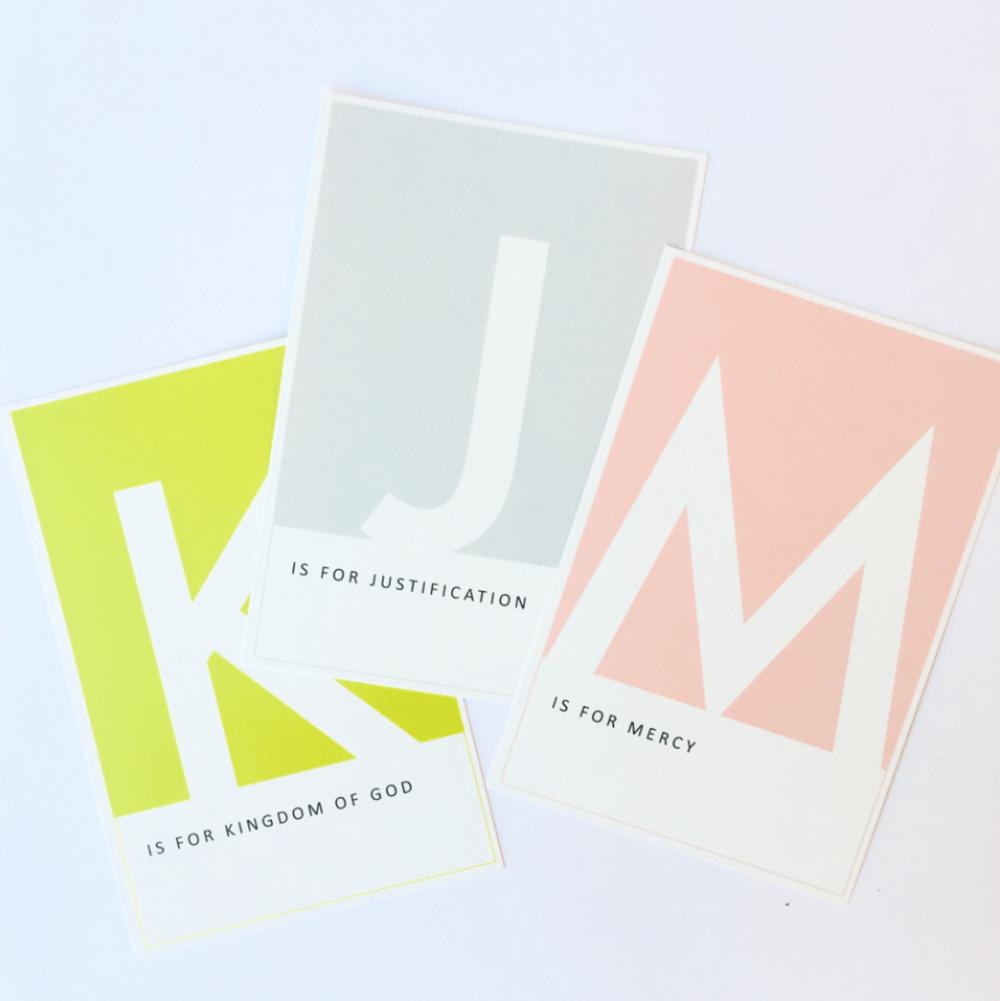 Tiny Theologian Cards
