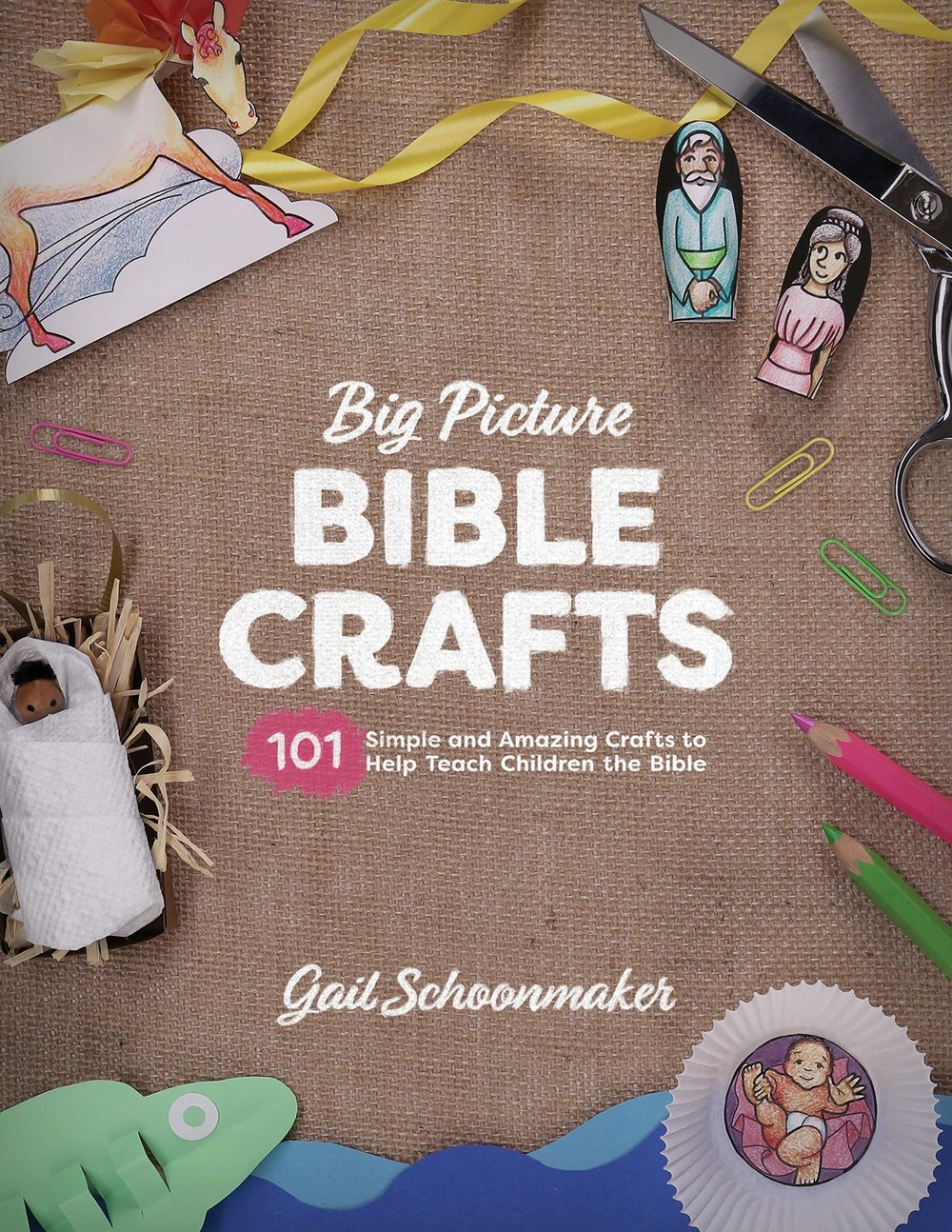 Bible Craft Book