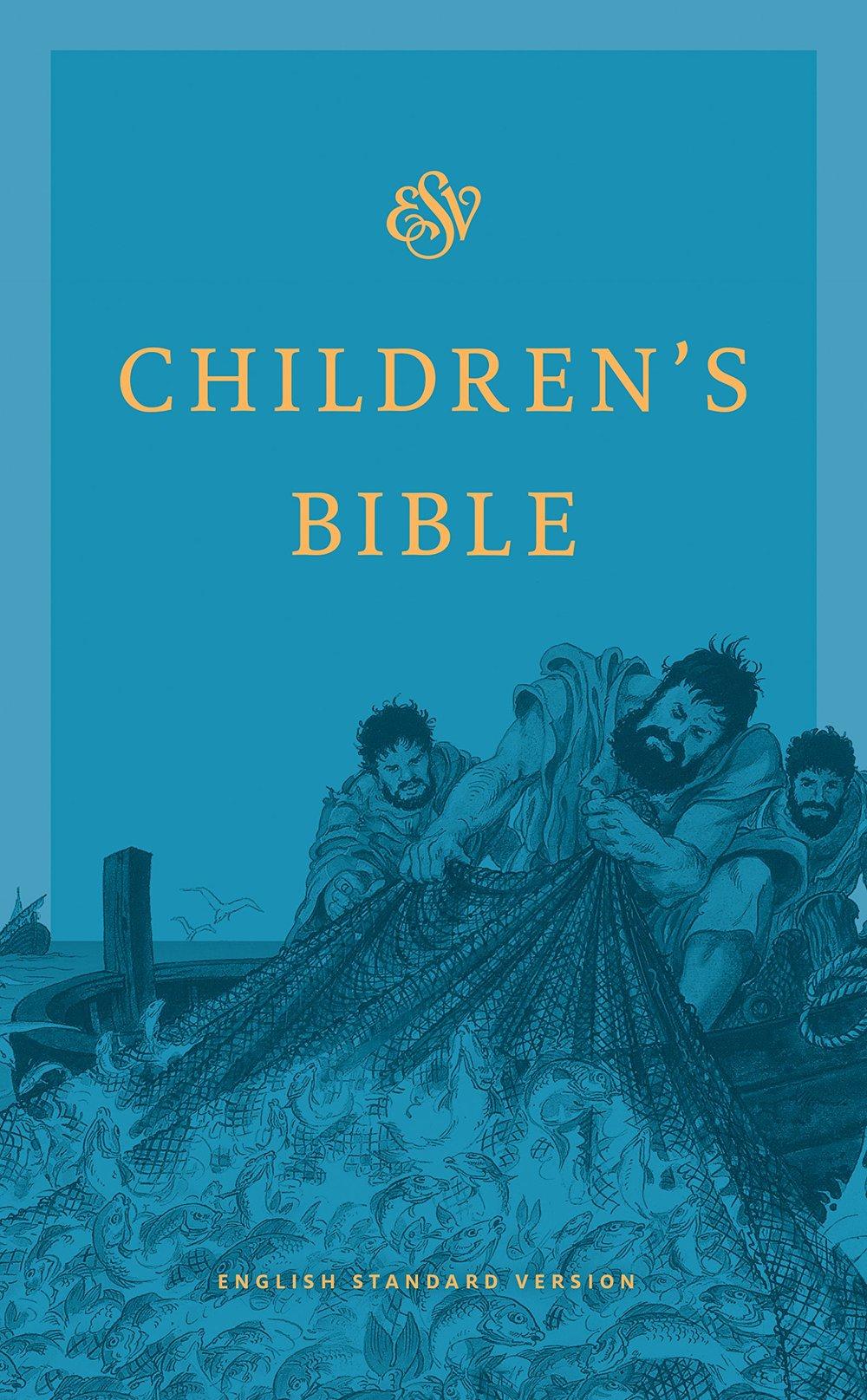 ESV Children's Bible, Ages 5-10