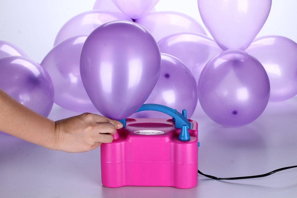 Laura's Happy - Balloon Pump