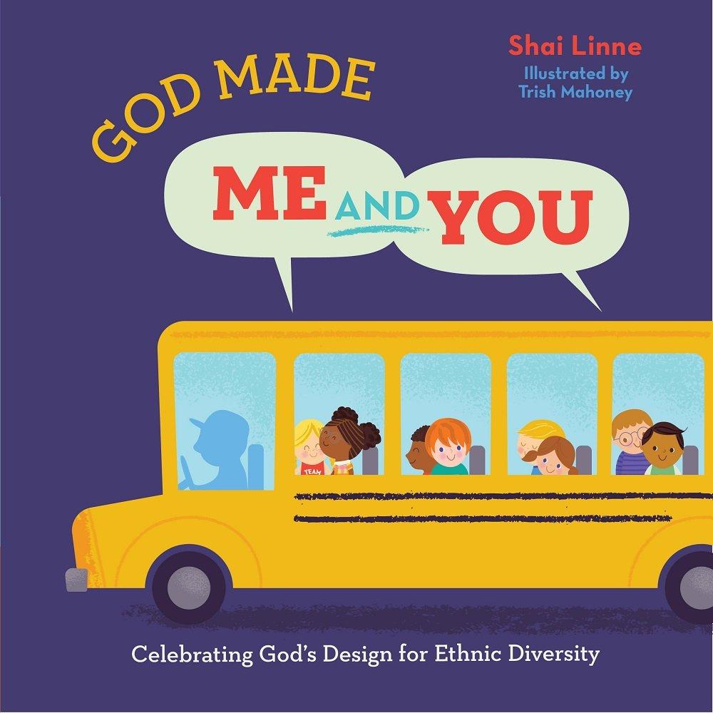 God Made Me And You, Shai Linne