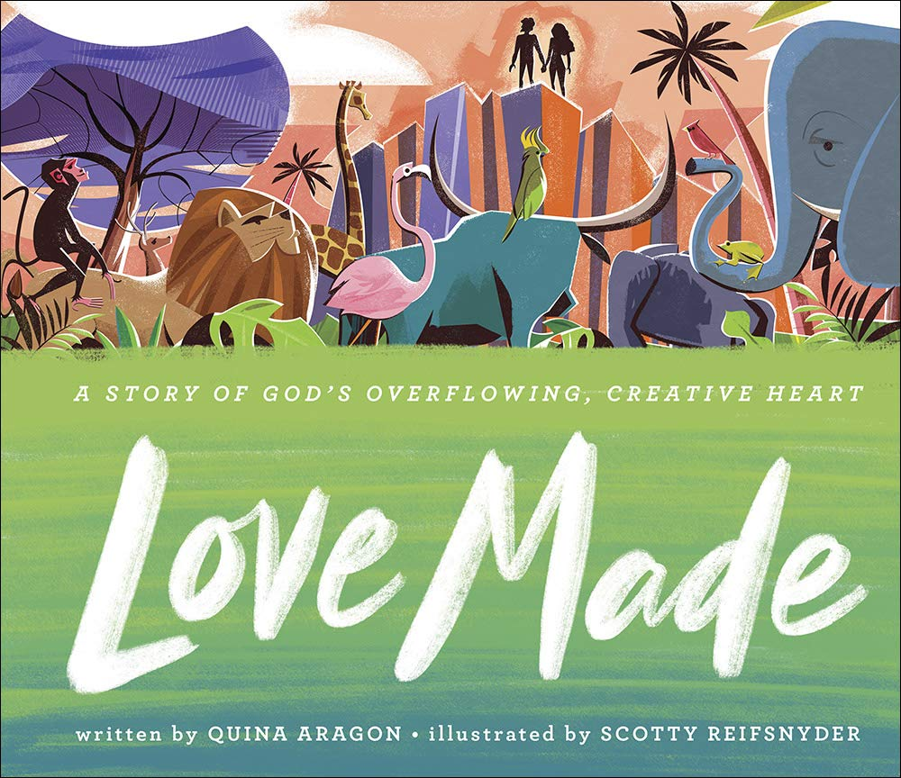 Love Made, Quina Aragon