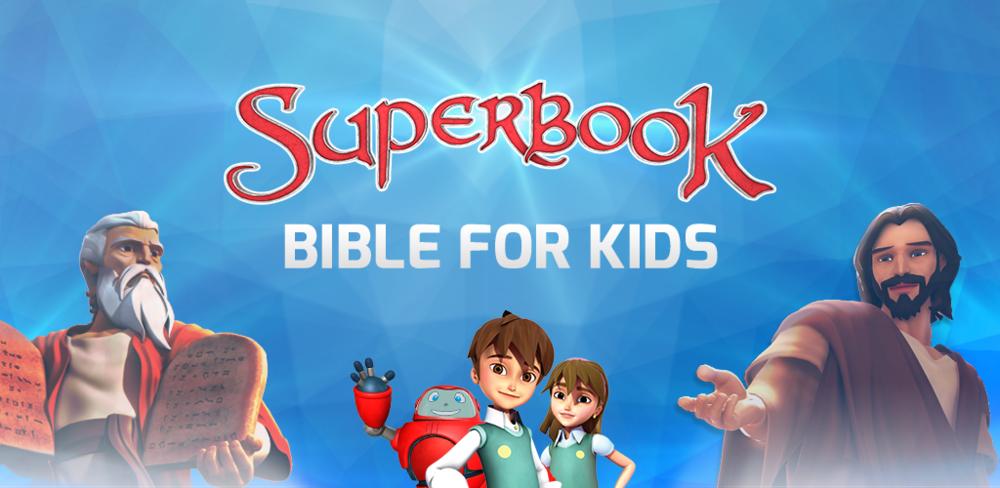 Superbook Show (For Older Kids)