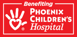 All proceeds from train ride will go directly to the Phoenix Children's Hospital.